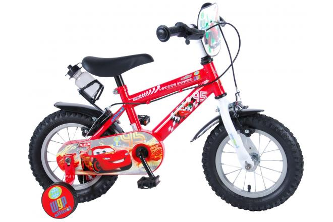 Disney Cars Children's Bicycle - Boys - 12 inch - Cars - 2 hand brakes