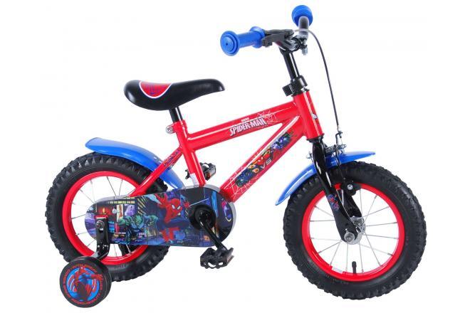 Ultimate Spider-Man 12 inch boys bike