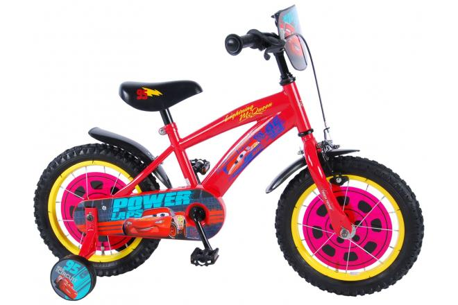 Disney Cars 3 14 inch boys bicycle