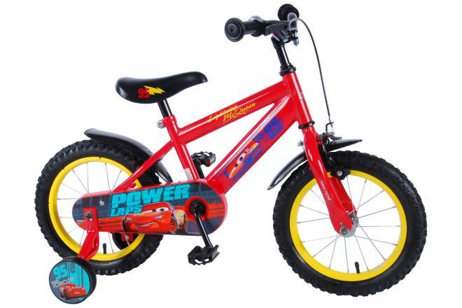 Disney Cars 3 14 inch boys bicycle