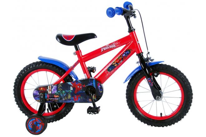 Ultimate Spider-Man 14 inch boys bike