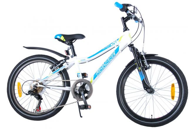 Volare Thombike 20 inch Shimano 6 speed 95% assembled