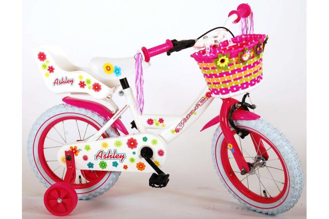 Volare Ashley 14 inch girls bicycle 95% assembled