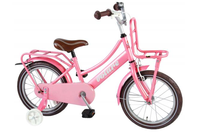 Volare Excellent 16 inch girls bicycle 95% assembled