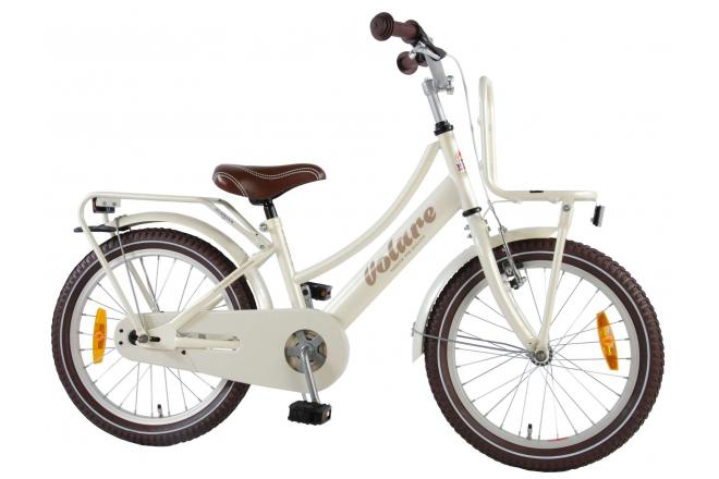 Volare Excellent 18 inch girls bicycle 95% assembled