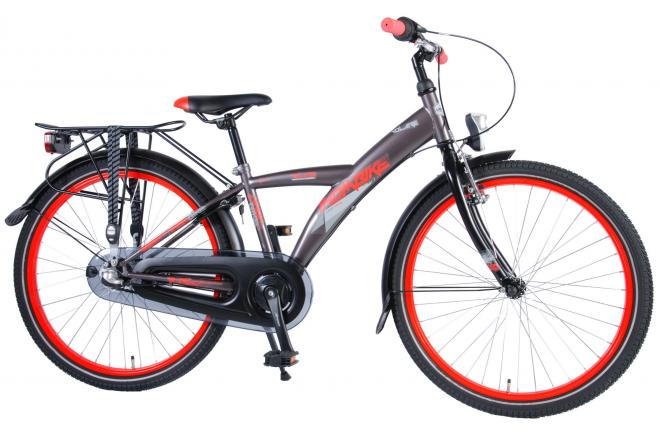 Volare Thombike City Shimano Nexus 3 24 inch boys bicycle 95% assembled