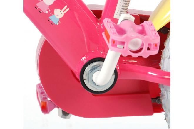 Peppa Pig 12 inch girls bicycle