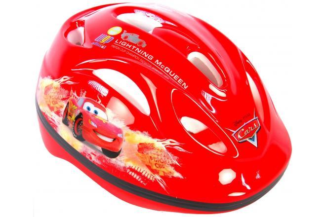 Disney Cars Cycling Helmet - Red - 51-55 cm