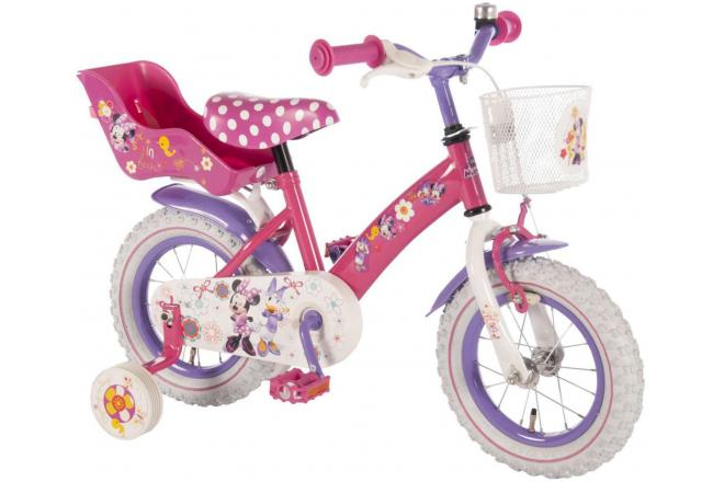 Disney Minnie Bow-Tique 12 inch girls bicycle