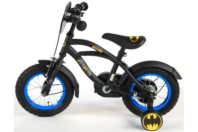 Batman 12 inch boys bicycle 95% assembled