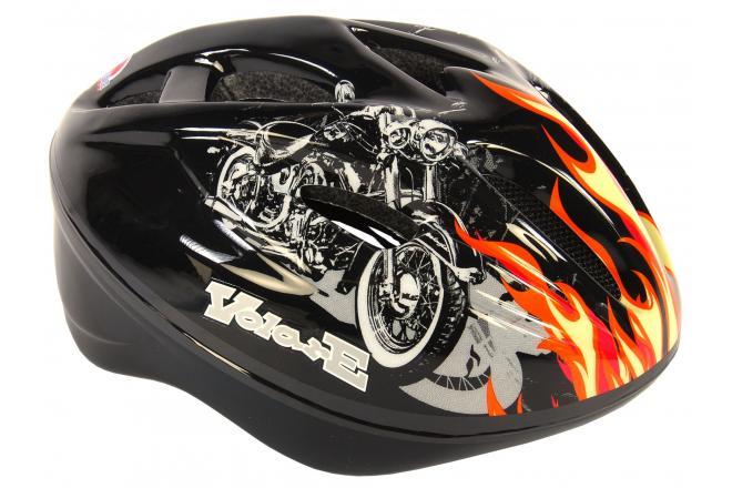 Volare Bicycle-Skatehelmet Deluxe