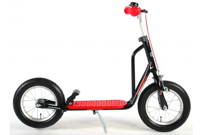 Volare Scooter 12 inch Black Red