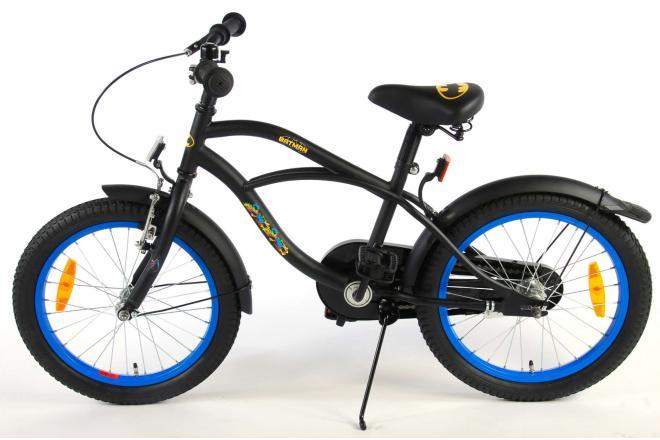 Batman Children's Bicycle - Boys - 18 inch - Black