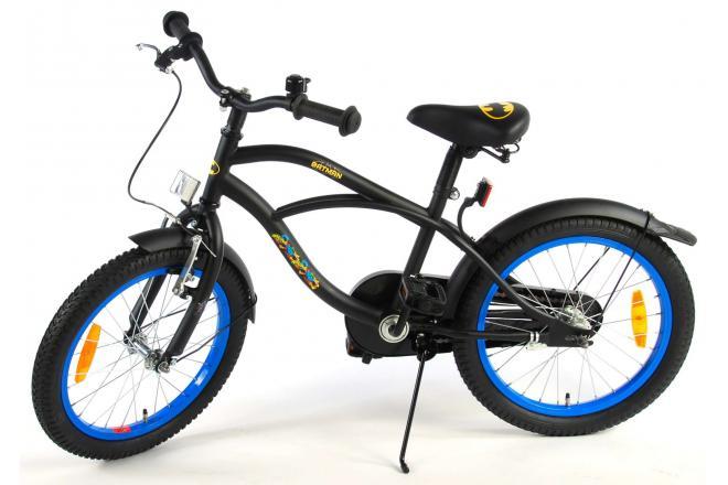 Batman 18Batman Children's Bicycle - Boys - 18 inch - Black inch boys bicycle 95% assembled