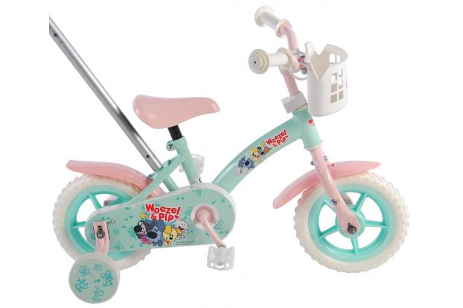 Woezel & Pip 10 inch girls bicycle