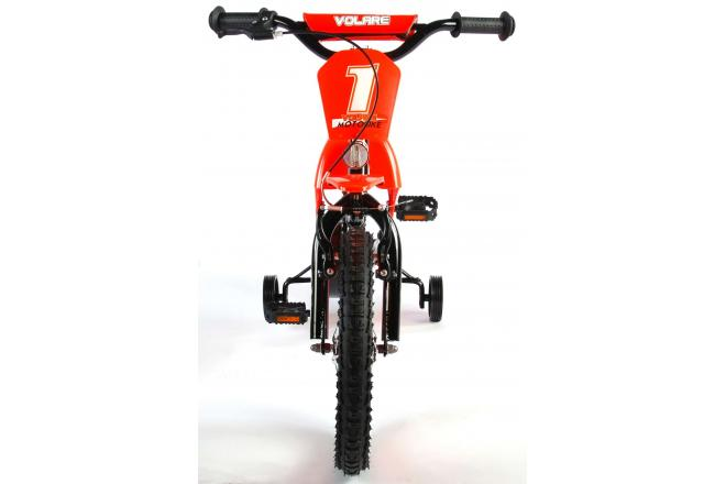 Volare Motorbike 16 inch boys bicycle 95% assembled