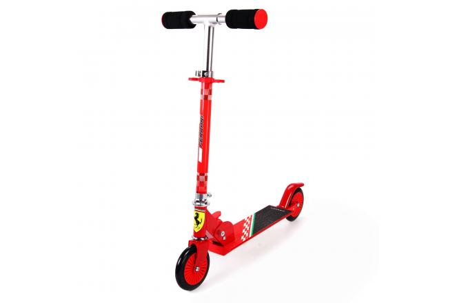Ferrari Step - Children - Red