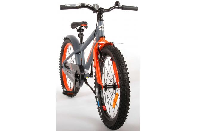 Volare Rocky Children's Bicycle - 20 inch - Gray - 95% assembled - Prime Collection