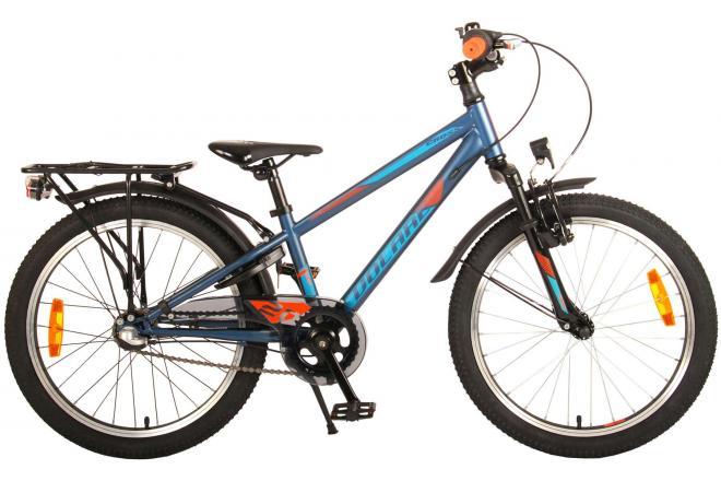 Volare Cross Children's bike - boys - 20 inch - Dark Blue - Shimano Nexus 3 gears - Prime Collection