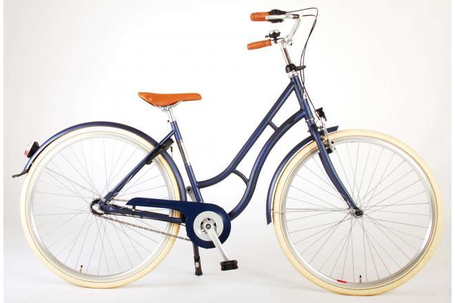 Volare Lifestyle Women's bicycle - Women - 28 inch - 51 centimetres - Jeans Blue - Shimano Nexus 3 gears