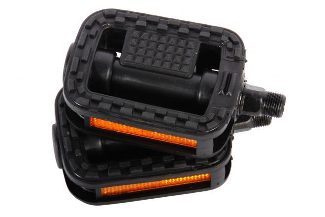 Pedalset HF-838 9/16 for 3 pcs crankset