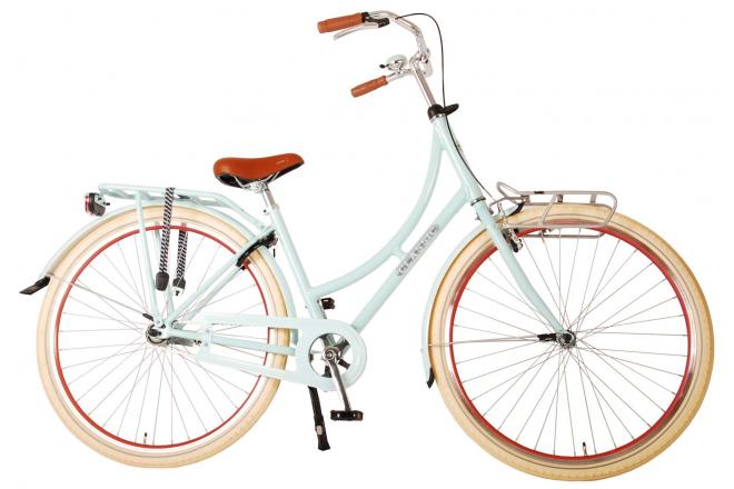 Volare Classic Oma Women's bicycle - 45 centimeters - Pastel Blue