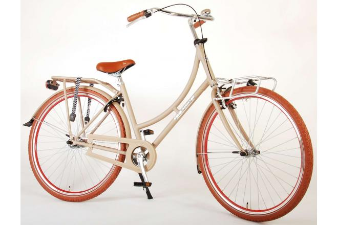 Volare Classic Oma Women's bicycle - 28 inch - 51 centimeters - Sand