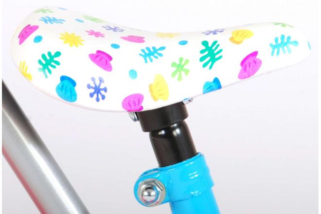 Baby Shark Children's bicycle - Unisex - 10 inch - Pink Blue