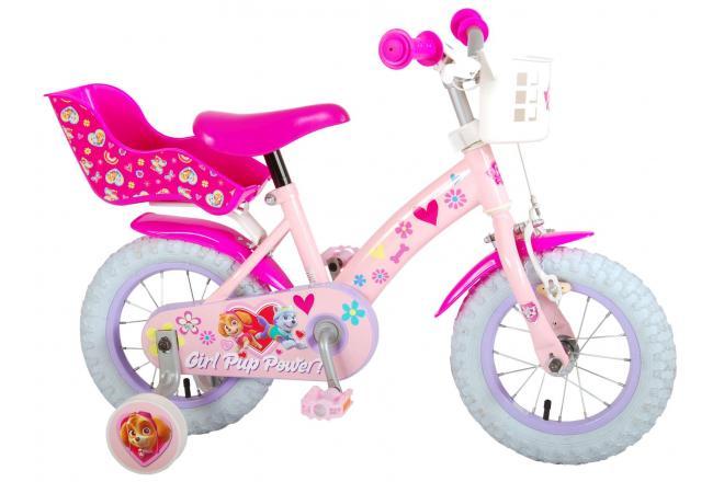 Paw Patrol Kids bike - Girls - 12 inch - Pink