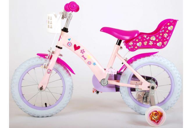 Paw Patrol Kids bike - Girls - 14 inch - Pink
