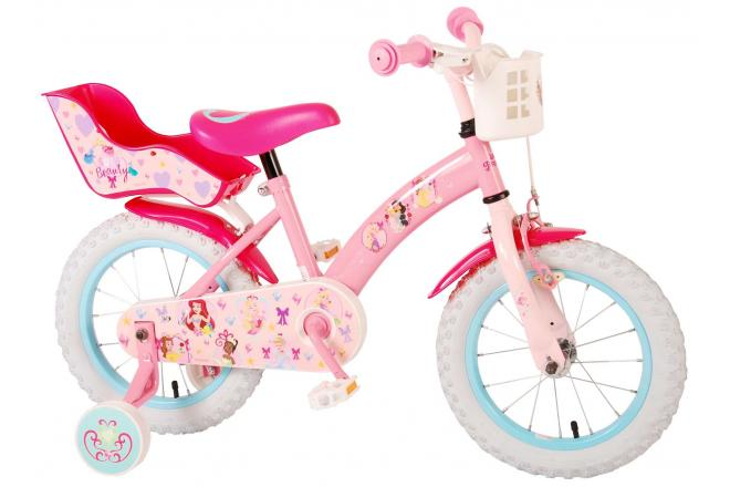 Disney Princess Children's Bicycle - Girls - 14 inch - Pink [CLONE]
