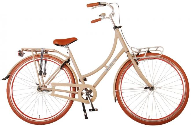 Volare Classic Oma Women's bicycle - 48 centimeters - Mat Sand
