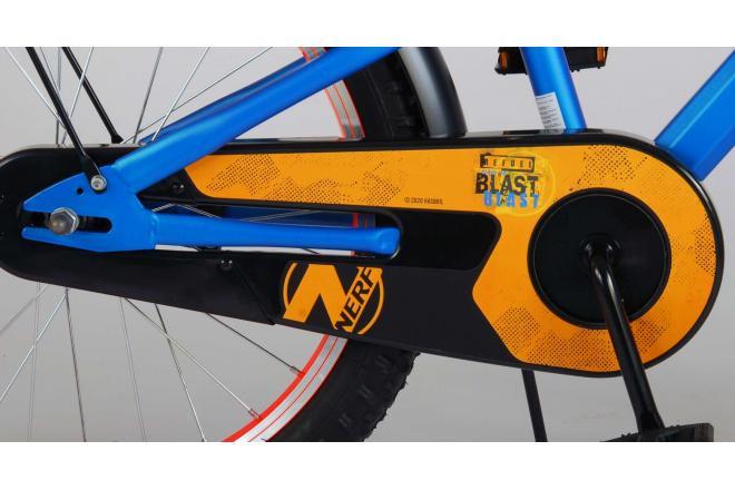 NERF Children's bicycle - Boys - 20 inch - Satin Blue
