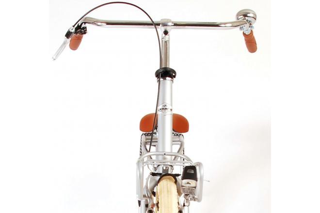 Volare Classic Oma Women's bicycle - 28 inch - 48 centimeters - Matt Silver