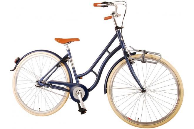 Volare Lifestyle Ladies Bike - Women - 48 centimetres - Jeans Blue - Shimano Nexus 3 gears