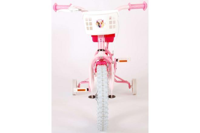 Disney Princess Children's Bicycle - Girls - 14 inch - Pink