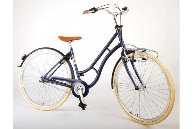Volare Lifestyle Women's bicycle - Women - 43 centimetres - Jeans Blue - Shimano Nexus 3 gears