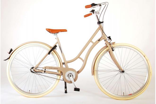 Volare Lifestyle Ladies bike - Women - 48 centimetres - Sand - Shimano Nexus 3 gears