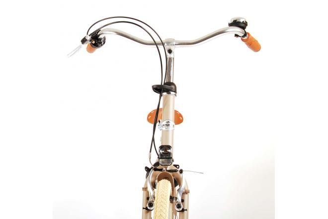 Volare Lifestyle Women's bicycle - Women - 43 centimetres - Sand - Shimano Nexus 3 gears