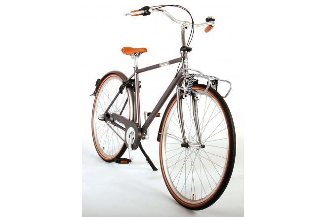 Volare Lifestyle Men's Bicycle - Man - 48 centimeters - Grey - Shimano Nexus 3 gears