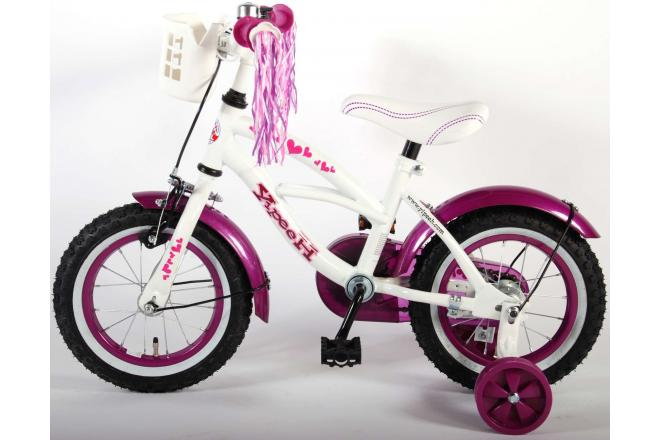 Yipeeh Heart Cruiser 12 inch girls bicycle